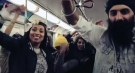 A new music video featuring two Toronto-based performers whose lyrics celebrate the city's diversity has gone viral. (II SuperwomanII/YouTube)