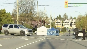 CTV Vancouver: Police seek witnesses in homicide