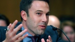Ben Affleck on Capitol Hill in Washington, on March 26, 2015. (AP / Lauren Victoria Burke)