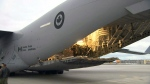 Canadian aid on the way: DART sent to Nepal