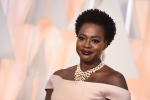 In this Feb. 22, 2015 file photo, Viola Davis arrives at the Oscars at the Dolby Theatre in Los Angeles. (AP / Invision / Jordan Strauss)