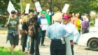 CTV Toronto: Labour unrest and protests