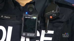 CTV Toronto: Body camera project launched