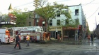Fire at College and Bathurst sends two to hospital