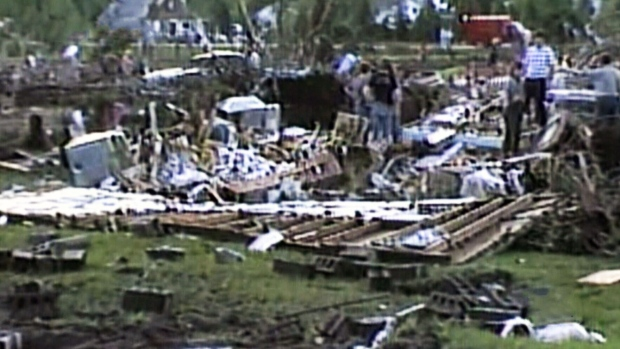 Image result for 1985 barrie tornadoes