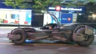 Extended: Close look at 'Suicide Squad' Batmobile