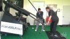 Robo golf