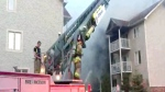 MyNews: Firefighters battle blaze in Barrhaven