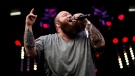 Action Bronson performs on the first of four days of the annual Sasquatch music festival at The Gorge Amphitheatre in George, Wash., Friday, May 22, 2015. (Jordan Stead / seattlepi.com)