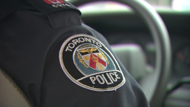 Toronto police file photo.