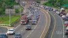 Driving HOV lanes