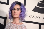In this Feb. 8, 2015 file photo, Katy Perry arrives at the 57th annual Grammy Awards at the Staples Center in Los Angeles. (Jordan Strauss / Invision / AP)