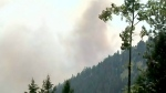 CTV Vancouver: Fast-spreading wildfire