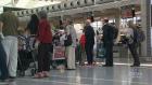 CTV Toronto: Pearson flights returning to normal