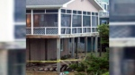 Deck collapse in North Carolina: At least  20 people, including a young child, were rushed to that one hospital alone following the Saturday evening incident.