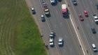 LIVE4: Crash shuts down 401 at Victoria Park