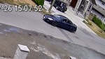The Abbotsford Police have released images of the suspect vehicle taken from surveillance footage in hopes someone recognizes it. (Abby PD)