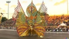 Giant costumes featured in Caribbean Carnival