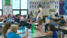 CTV Toronto: First day back in the classroom