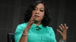 Creator/Executive Producer Shonda Rhimes speaks onstage at the Disney/ABC Summer TCA Tour held at the Beverly Hilton Hotel in Beverly Hills, Calif. on Aug. 4, 2015. (AP / Invision / Richard Shotwell)