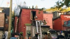 CTV Toronto: Fire knocked down in Kensington