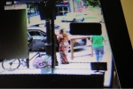 Barrie Police released this image of a young woman believed to have been abducted at gunpoint in downtown Barrie just before noon on Saturday, August 29, 2015. (Barrie Police)