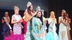 Ashley Burnham was crowned Mrs. Universe 2015, in Belarus, Aug. 29, 2015. (Mrs. Universe / Instagram)