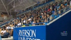 CTV Toronto: Students welcomed at Ryerson