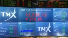 LIVE4: Live look at the TSX board