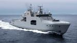Harry DeWolf-class ship offshore patrol