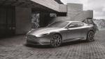 The Aston Martin DB9 GT Bond Edition