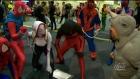 CTV Toronto: Costumes, fandom frenzy takes over