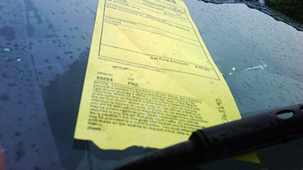 how to pay a parking ticket in toronto com