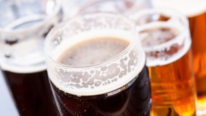 Beers are pictured. (Shebeko/shutterstock.com)