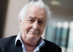 File photo from Nov.28, 2014 shows Swedish author Henning Mankell in Duesseldorf, Germany. Mankell died in the age of 67 .(Rolf Vennenbernd/dpa via AP)