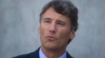 Vancouver mayor Gregor Robertson speaks in Vancouver, B.C., on September 10, 2015. Vancouver's mayor is getting a higher profile as a climate crusader with an invitation to discuss the issue with United States Secretary of State John Kerry this week alongside a select handful of global city leaders. THE CANADIAN PRESS/Darryl Dyck