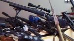 CTV Calgary: Three arrested after arsenal seized