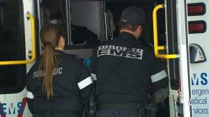 Toronto paramedics