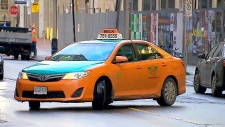 Taxi drivers vs. city fees