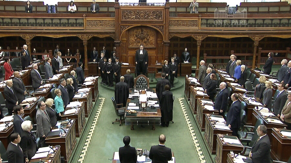 Ontario's opposition parties are ready to go on the attack when the Ontario legislature resumes sitting today following a 10-week Christmas break.