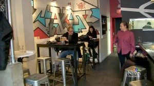 CTV Toronto: Restaurant helps women's shelter