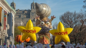 Macy's Day 2015 Thanksgiving Parade