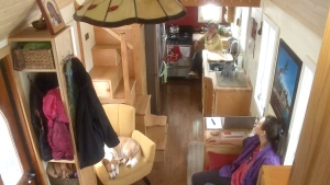 N.S. couple lives large in tiny home