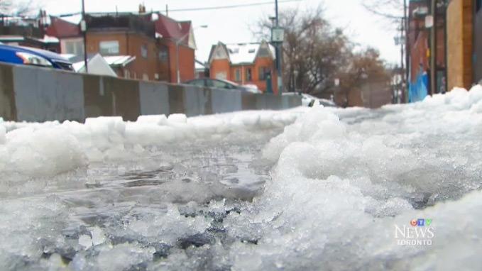 Freezing rain warning ends for Toronto area | CTV Toronto News  Freezing rain w...