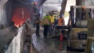 CTV Toronto went underground to check out the progress being made on the TTC's Spadina subway extension.
