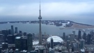 A CTV Toronto assignment editor took photos as he went up in the CTV News chopper over Toronto. <br><br> 