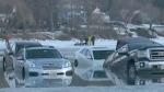 CTV News Channel: Cracked parking job