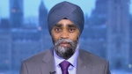 Defence Minister Harjit Sajjan explains the changes to Canada's role in the international coalition against ISIS.