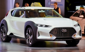 Hyundai Enduro Concept debuts at Toronto auto show (Photo: David Miller/Autofocus.ca)