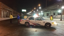 Shooting near Exhibition Place